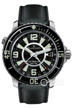 五十噚系列 FIFTY FATHOMS 500 FATHOMS GMT