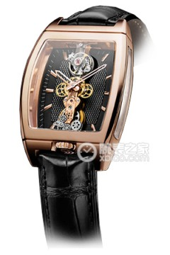 金桥系列 GOLDEN BRIDGE TOURBILLON