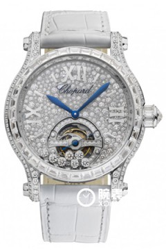 HAPPY DIAMONDS HAPPY SPORT TOURBILLON JOAILLERIE