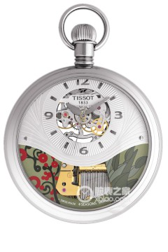 T-POCKET MUSICAL SEASONS BY TISSOT