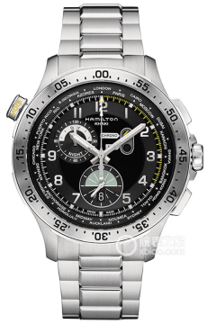 卡其航空 WORLDTIMER CHRONO QUARTZ