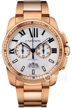 CALIBRE DE CARTIER  CALIBRE DE CARTIER計時碼表