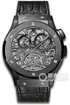 经典融合 TOURBILLON SKELETON