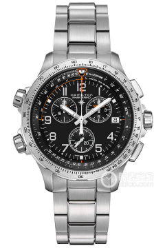 卡其航空 X-WIND GMT CHRONO QUARTZ