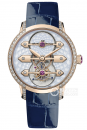 GP芝柏表TOURBILLON WITH THREE GOLD BRIDGES LADY