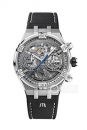 艾美AIKON CHRONOGRAPH SKELETON 44MM
