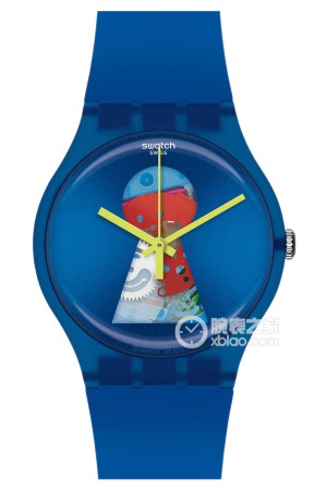 斯沃琪CLUB WATCH