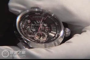SIHH 2012 - First view on the Montblanc TimeWriter II Chronographe Bi-Fréquence