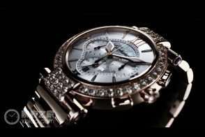 The prestigious IMPERIALE Chronograph - presented by Chopard