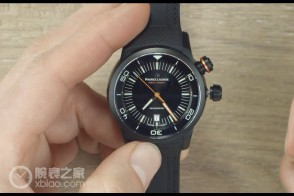 HOW TO- Handle the Maurice Lacroix Pontos S Diver 2015