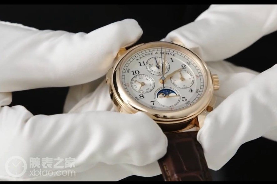 Anthonie de Haas about the 1815 RATTRAPANTE PERPETUAL CALENDAR (english)
